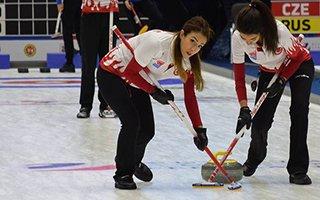 Erzurum'da Curling için geri sayım başladı