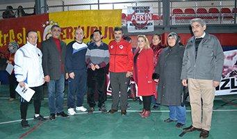 'Engelleri Aşta Gel Mehmet'im Futbol Müsabakası