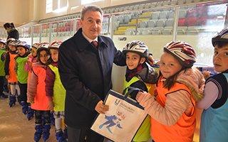 Taşkesenligil: Erzurum'a olimpiyat yakışır