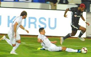 Beşiktaş'ı elimizden kaçırdık