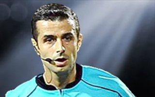 Erzurumspor- Sivasspor maçını Kalkavan yönetecek