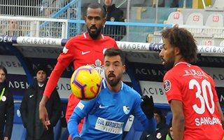 B.B Erzurumspor seriye bağladı