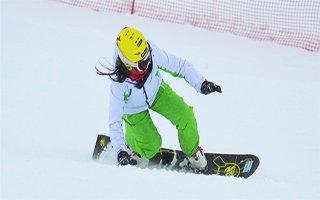 Palandöken'de şampiyon snowboardcular yetişiyor