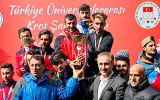Atatürk Üniversitesi 19. kez şampiyon oldu