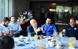 Sekmen'den Antalya kampına sürpriz ziyaret