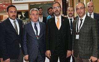 Bakan Kasapoğlu'nun Erzurum ilgisi