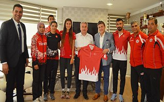 Erzurum atletizmin de merkez üssü oldu