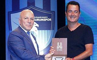Başkan Sekmen'den Erzurumspor Teşekkürü
