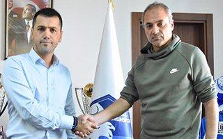 BB Erzurumspor Erkan Sözeri ile anlaştı