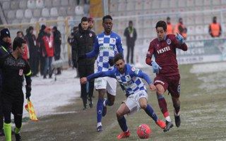BB Erzurumspor 2 maçta 9 gol yiyerek veda etti