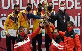 Curling Süper Lig Erkekler Şampiyonu Çelebispor