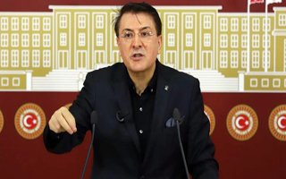 Aydemir TBMM'de Erzurumspor'u savundu