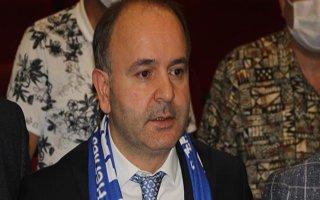 BB Erzurumspor ''Ömer Düzgün'le devam'' dedi