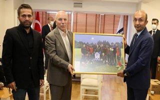 Erzurum-Fransa hattında altyapı işbirliği
