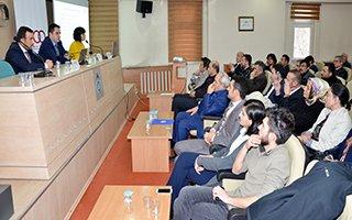 AÇSHB ve ILO'nun ortak projesi tanıtıldı
