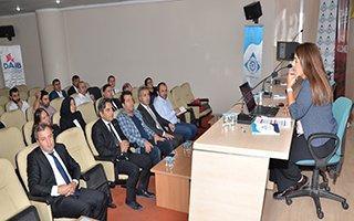 ETSO'da Dış Ticaret Bilgilendirme Semineri