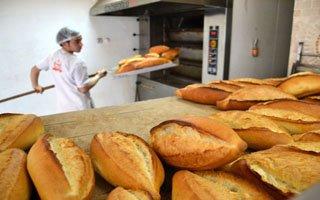 Ekmek zamlandı!