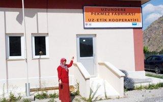 Uzundere'li kadınlar Pekmez fabrikası kurdu!
