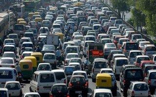 Araç sayısı arttı yakıt türü LPG oldu