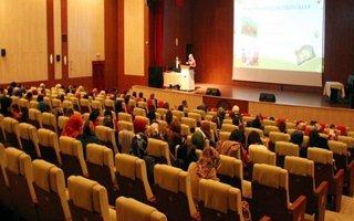 Erzurum'da meslekte paylaşım semineri
