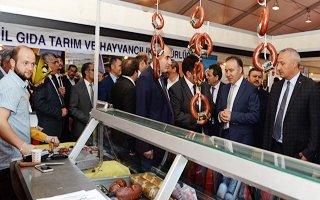 Erzurum'da 7. Tarım Ve Hayvancılık Fuarı