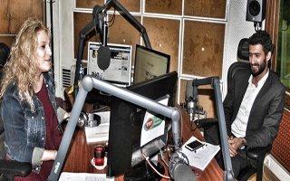 Çakır TRT Erzurum Radyosu'na konuk oldu