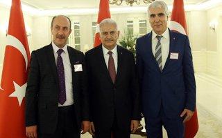 ESGİAD üyeleri Başbakan Yıldırım'la görüştü