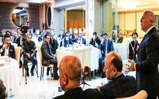 İstanbul'un iş dünyası Erzurum'a odaklandı