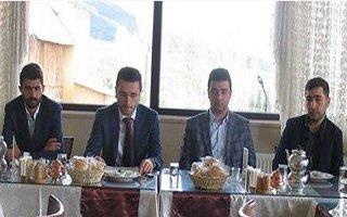 EGP'nin yeni yönetimi basınla tanıştı