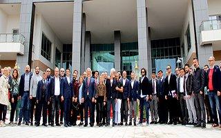 90 iş adamı yatırım için Erzurum'da