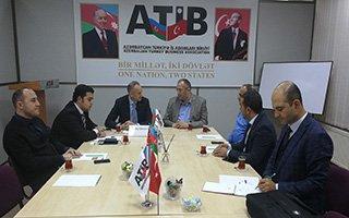 DAİB Heyeti'nden Azerbaycan Çıkarması