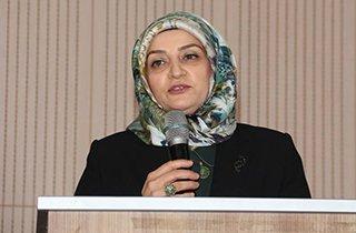 Türkiye'nin ikinci kadın başkanı Oltu'dan seçildi