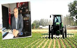 Erzurum Çiftçisine Para Akıyor