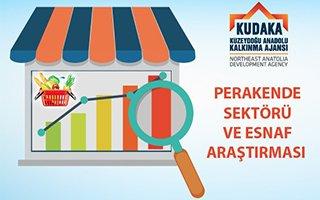 KUDAKA perakende sektörü ve esnaf araştırması