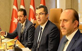 Erzurum'da Turizm Sektörel Toplantısı