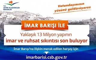 İmar Barışı Erzurum'da o mahalleyi uçurdu!