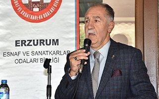 Erzurum esnafı avantajlı fatura istiyor