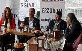 """""""Erzurum'un geleceğine birlikte yön verelim"""""""