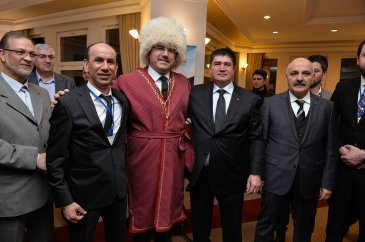İran Ve Türkmenistan'ın Erzurum ilgisi