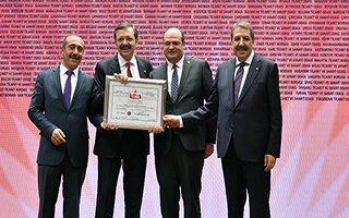 ETSO, '5 Yıldızlı Oda' sertifikasını yeniledi
