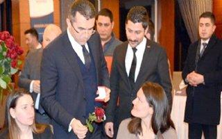 Erzurum'da Rus turizm acentelerine yönelik toplantı