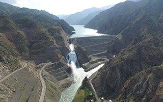 Dadaşların Elektrik Deposu Arkun Barajı