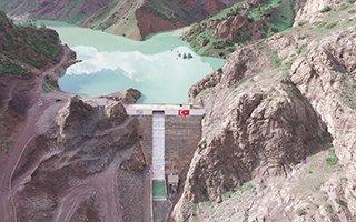 Tamamlanan Sivridere Barajı ile 4 milyon TL katkı