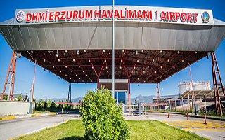 Erzurum Havalimanı 614 bin 436 yolcuyu ağırladı