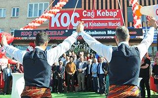 Koç Cağ Kebap Yenişehir'de Şube Açtı