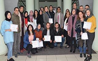 """ETSO'da """"Toplantı ve Zaman Yönetimi"""" semineri"""