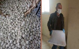 Erzurum'da 'Yazlık Buğday Tohumu' desteği