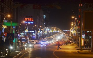 Erzurum taşıt varlığı artışta