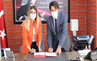 ESKER'den Erzurum Kadın Kooperatifi'ne destek
