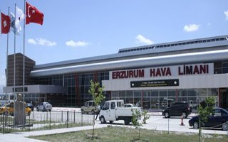DHMİ 10 aylık Erzurum verileri açıkladı